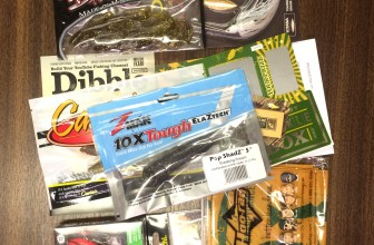 Mystery Tackle Box August 2015 review