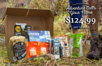 Best Camping/Prepper Subscription Boxes 2016